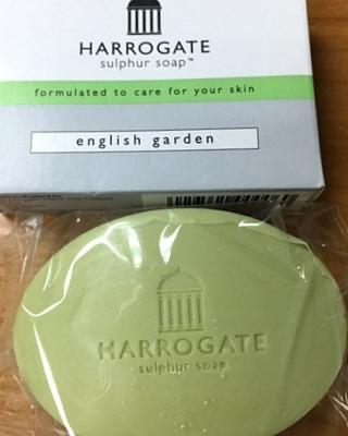 Harrogate soap 2