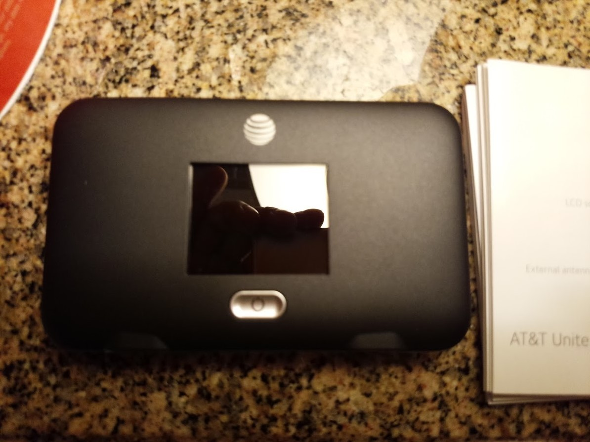 AT&T Velocity Review: A Wi-Fi Hotspot for