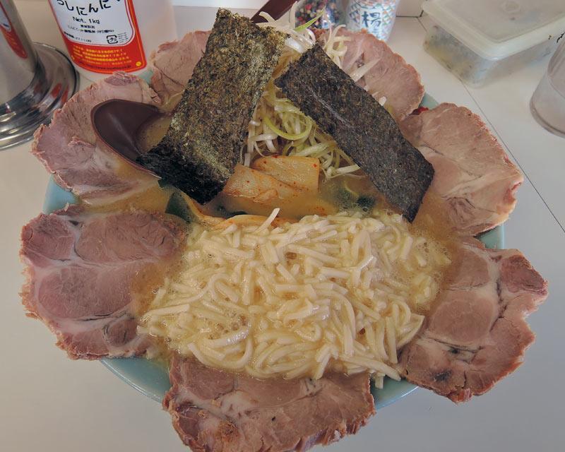 壱発ラーメン_ネギとろチャー味噌
