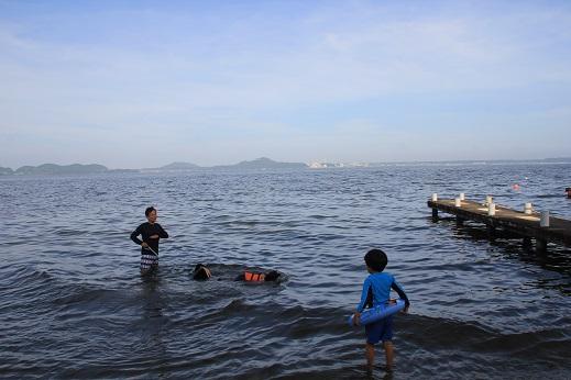 ルイス家と浜名湖3