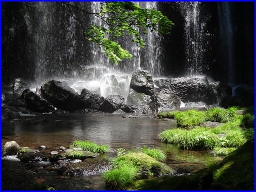 達沢滝ー5