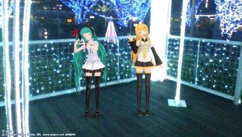 博多駅の夜