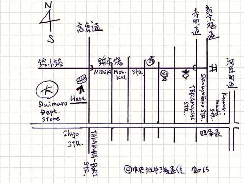 寿司 さか井 地図