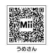 佐川梅三郎(QRコード)