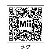 佐々木めぐみ(QRコード)