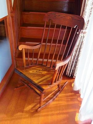 祖母宅 家具