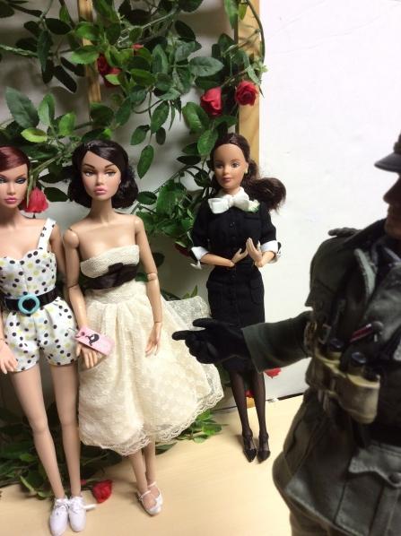 民族大移動シリーズ ー VIP Doll 移送完了