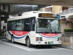 朝日2316号車