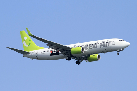 ソラシドエアは、初の国際線チャーター便を10月に就航!スカイマークに続く、新規参入航空会社です。