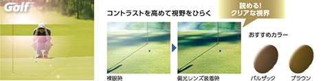 hoya eyepro golf