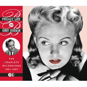 Peggy Lee & Benny Goodman(On the Sunny Side of the Street)