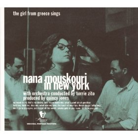 Nana Mouskouri(Till There Was You)