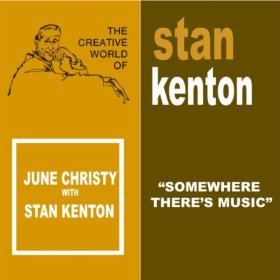 June Christy with Stan Kenton(He's Funny That Way)