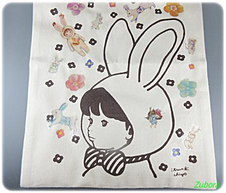 『chiyoのかわいい手作り雑貨の本』付録のペタンコバック
