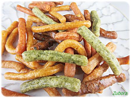 ミニストップ「5種類の野菜かりんとう」