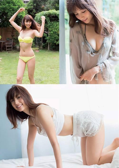 広瀬未花グラビアおっぱい画像b02