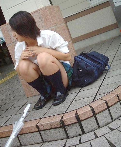 【三次】 女子校生のパンチラ・ミニスカ・生足エロ画像を貼ってくスレ! 24枚 part.8 No.19