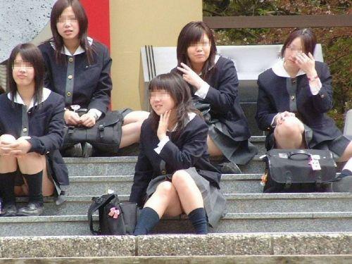 【三次】 女子校生のパンチラ・ミニスカ・生足エロ画像を貼ってくスレ! 24枚 part.8 No.20