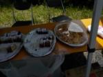 27林道出会いシュークリームとケーキ