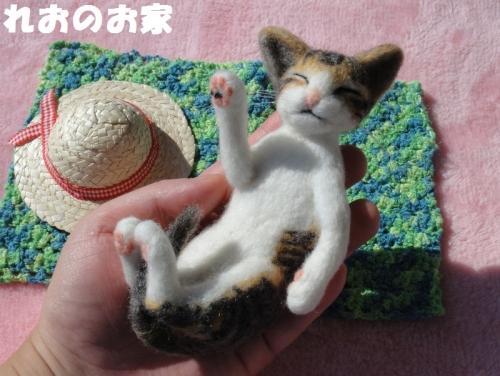 ねんねキジ猫5