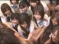 集団JKハーレム痴女ソープ!