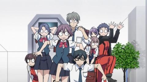 Classroom☆Crisis #3 経理部から来た女 アニメ実況 感想 評判 画像 反応