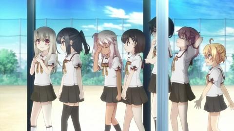 新 プリズマ☆イリヤ(3) #1 鏡にしてるみたいでイヤなんだけど アニメ実況 感想 評判 画像 反応