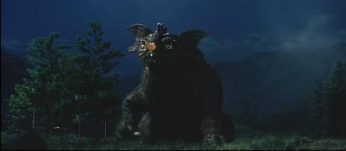 地底怪獣バラゴン