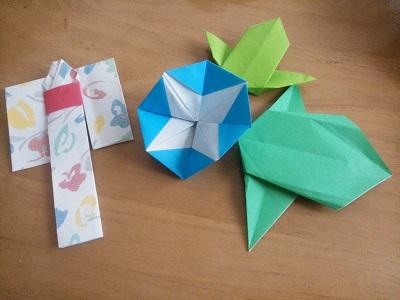 クリスマス 折り紙 折り紙 7月 : mogumogu0215.blog.fc2.com