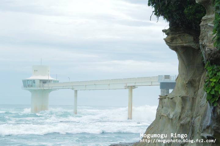 勝浦海中展望台