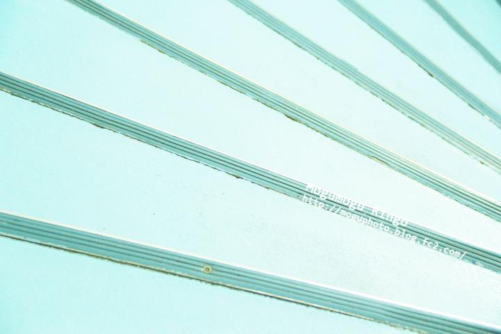 勝浦海中展望台螺旋階段