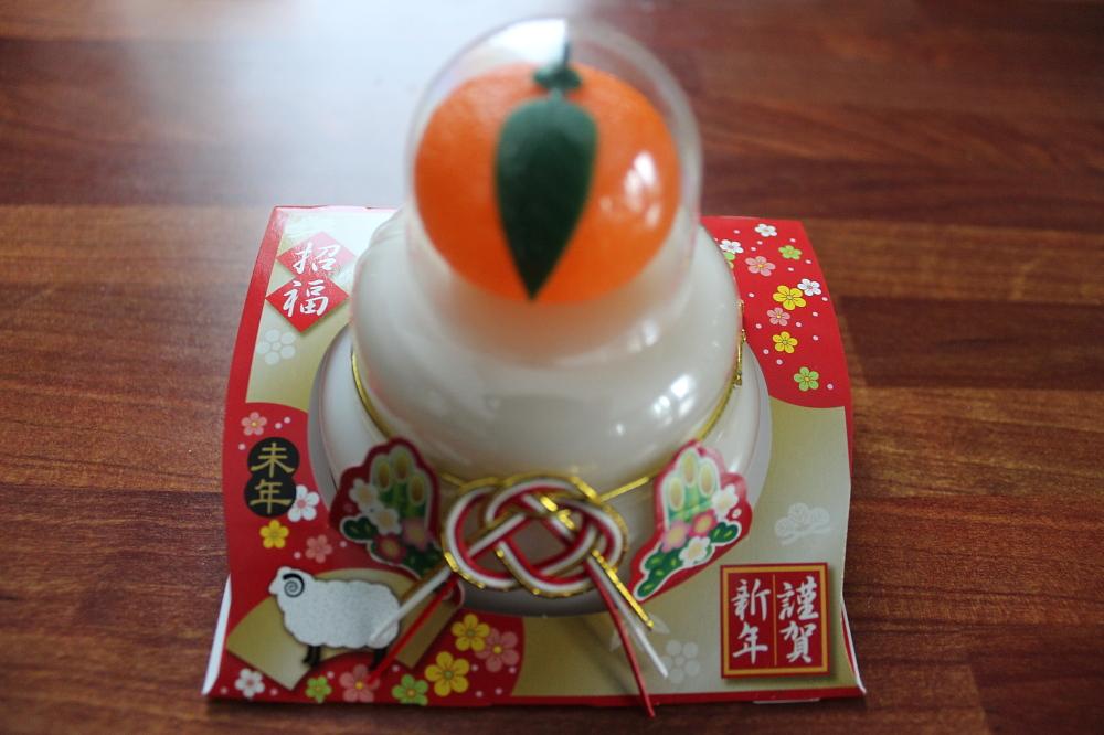 鏡餅 Mochi