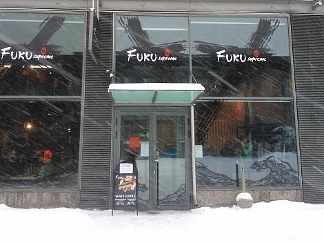 Fuku sushi Espoo