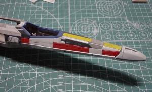 X-ウイング 製作 44