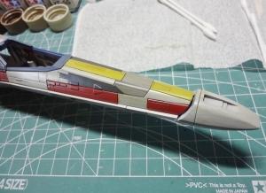 X-ウイング 製作 48