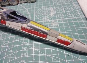 X-ウイング 製作 56