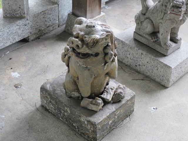 三狐神社①