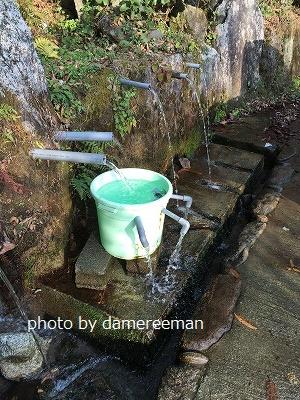 2014.12.30湧水汲み