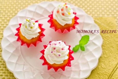 レモンカップケーキ (2)