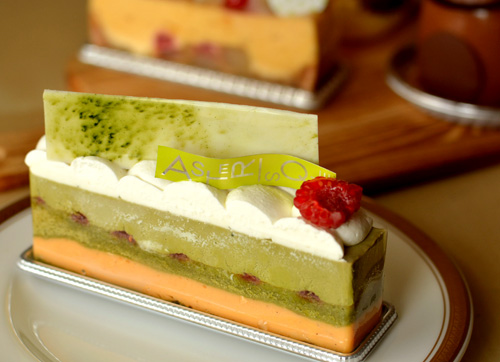【ケーキ】アステリスク「古都」