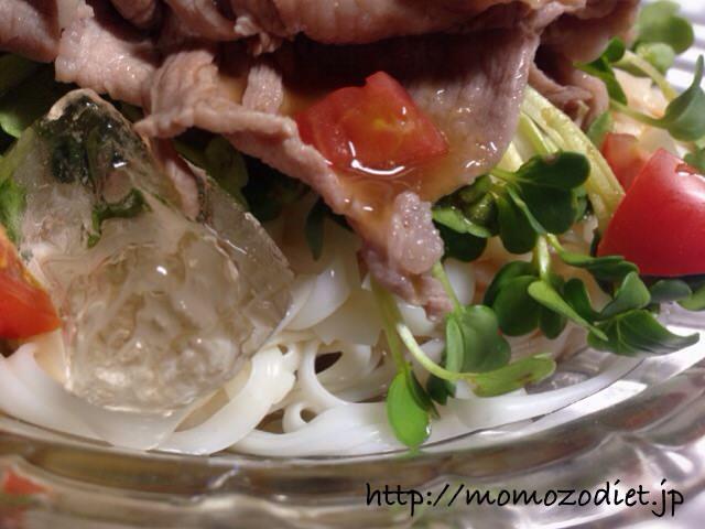 糖質0g麺冷麺