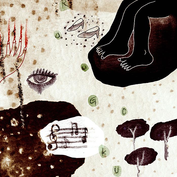 はじめに-ホルモンの森に消えゆく人たち挿絵