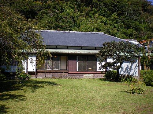 吉屋信子邸