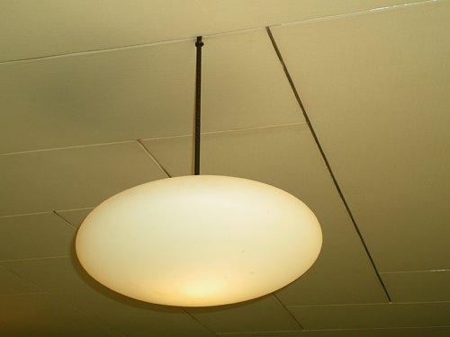 吉屋信子邸・照明