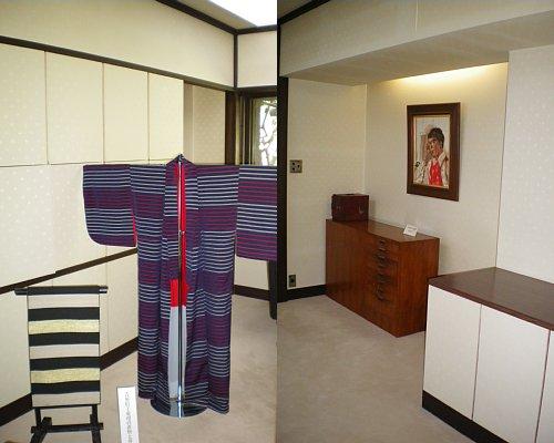 吉屋信子邸・書斎2