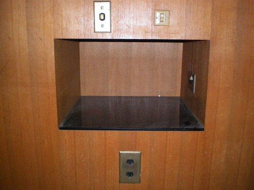 吉屋信子邸・寝室BOX