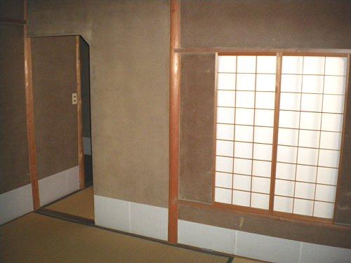 山本条太郎別邸・4帖半