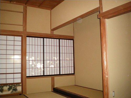 山本条太郎別邸・居間2