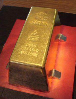 00 300 gold bar