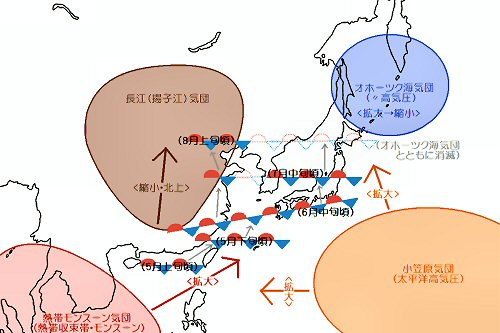01a 500 梅雨map fromWikipedia